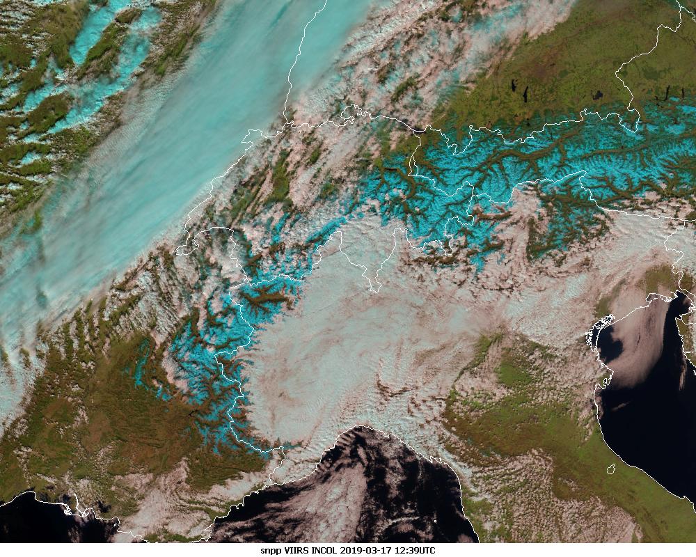 Suomi-NPP VIIRS Natural Color RGB, 17 March 12:39 UTC