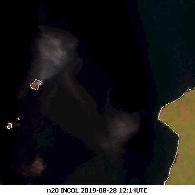 NOAA-20 Natural Colour RGB at 375 m spatial resolution, 12:14 UTC
