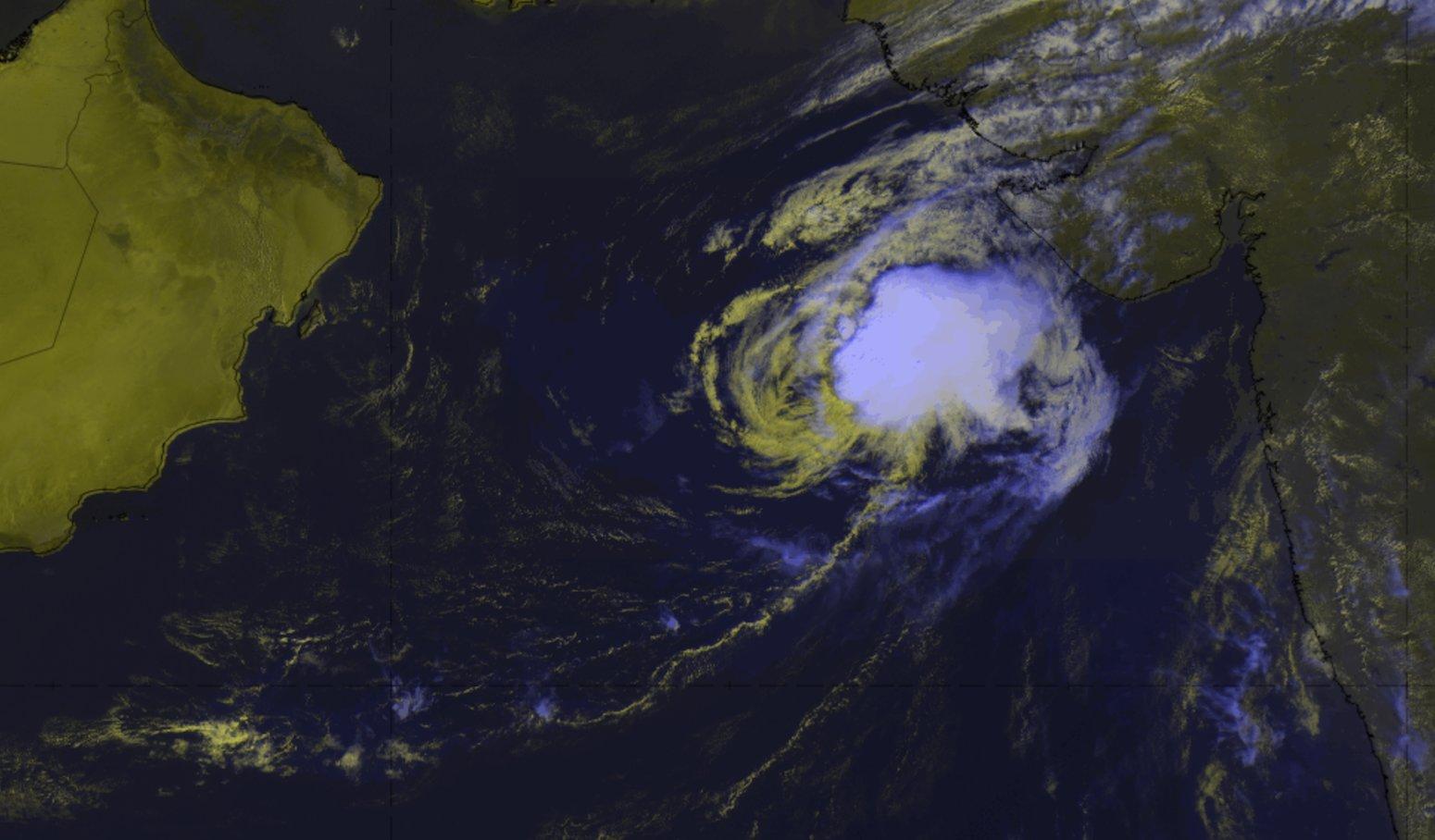 Meteosat-8 HRV RGB, 6 Nov 06:00 UTC