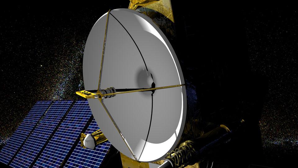 Poseidon-3 Altimeter