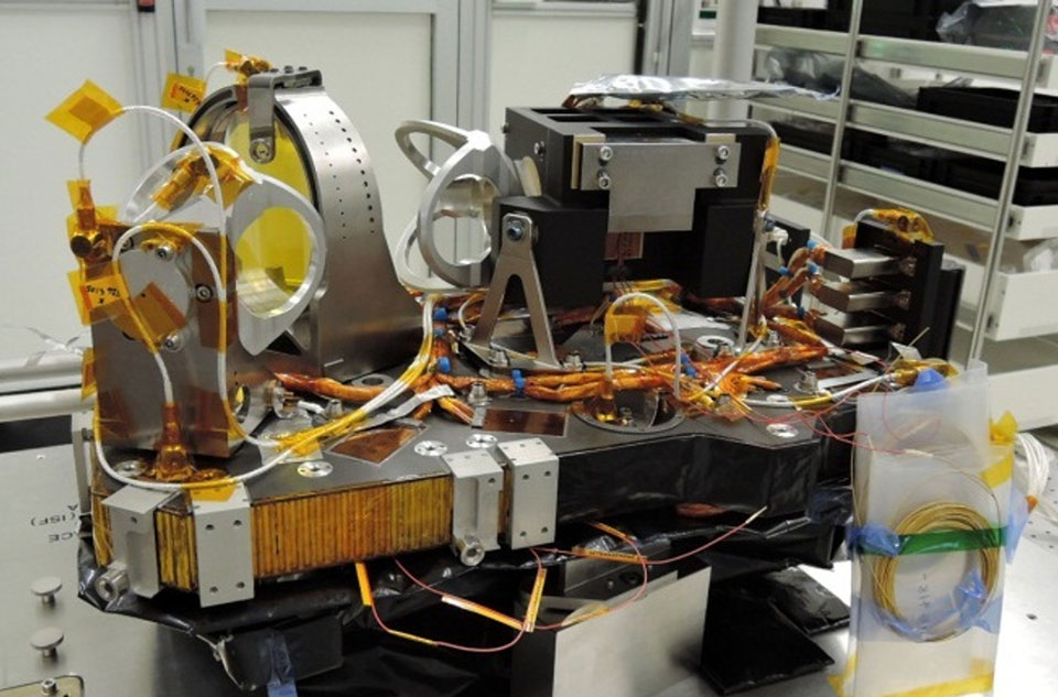 MTG IR Sounder (IRS) Instrument