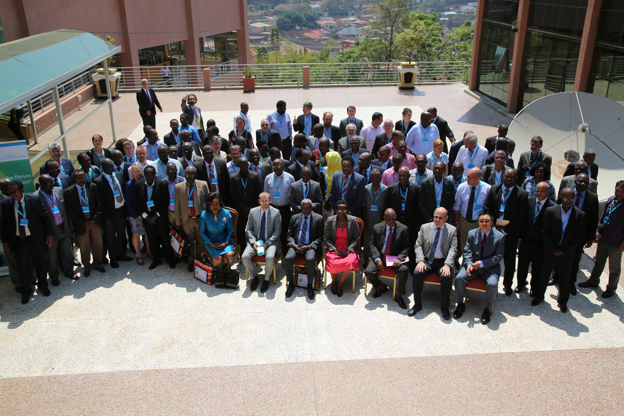 Participants of the 12th EUMETSAT User Forum in Africa