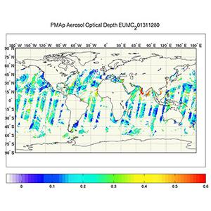 Public release of Metop-C GOME-2 Polar Multi-Sensor Aerosol Optical Properties (PMAp) product