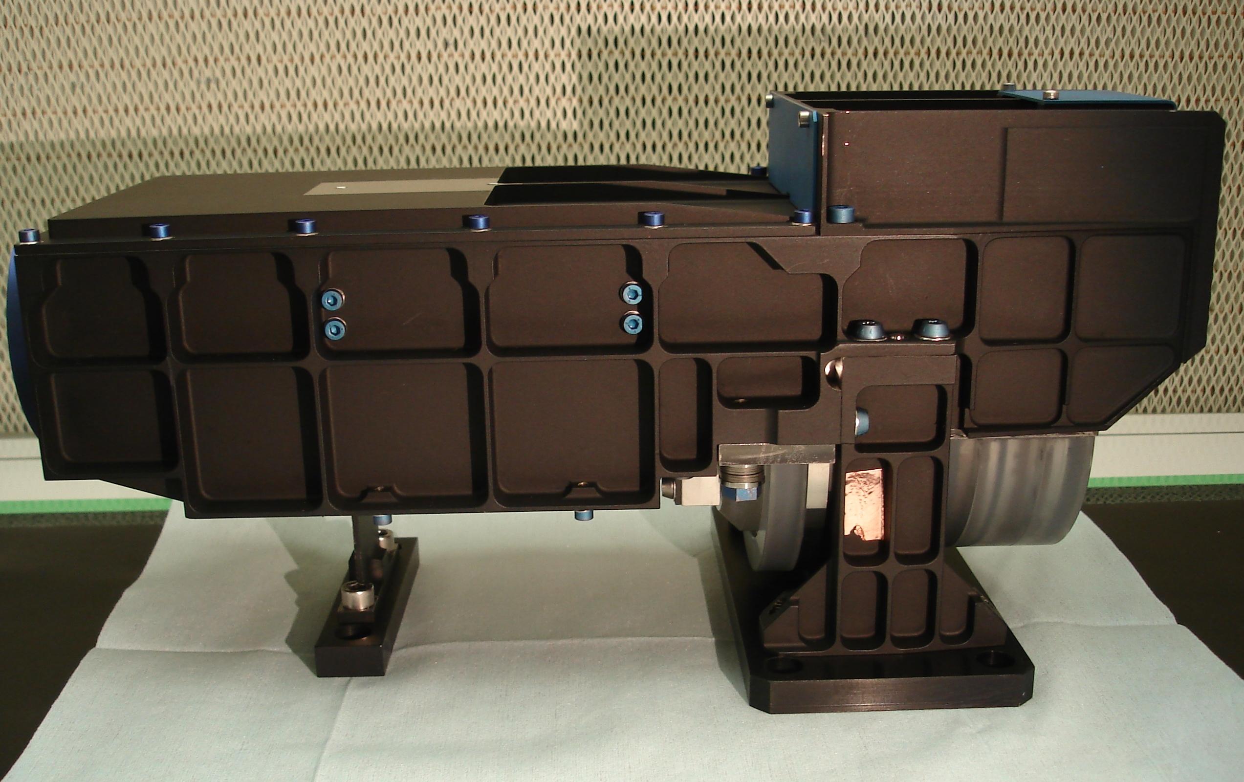 OLCI instrument. Credit: ESA