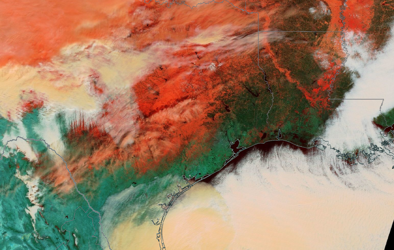 Terra Snow RGB 16 Feb 2021