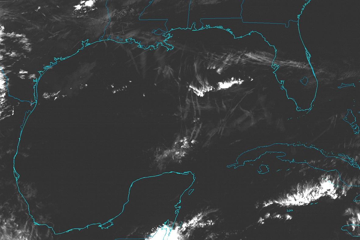 GOES-17 Channel 13