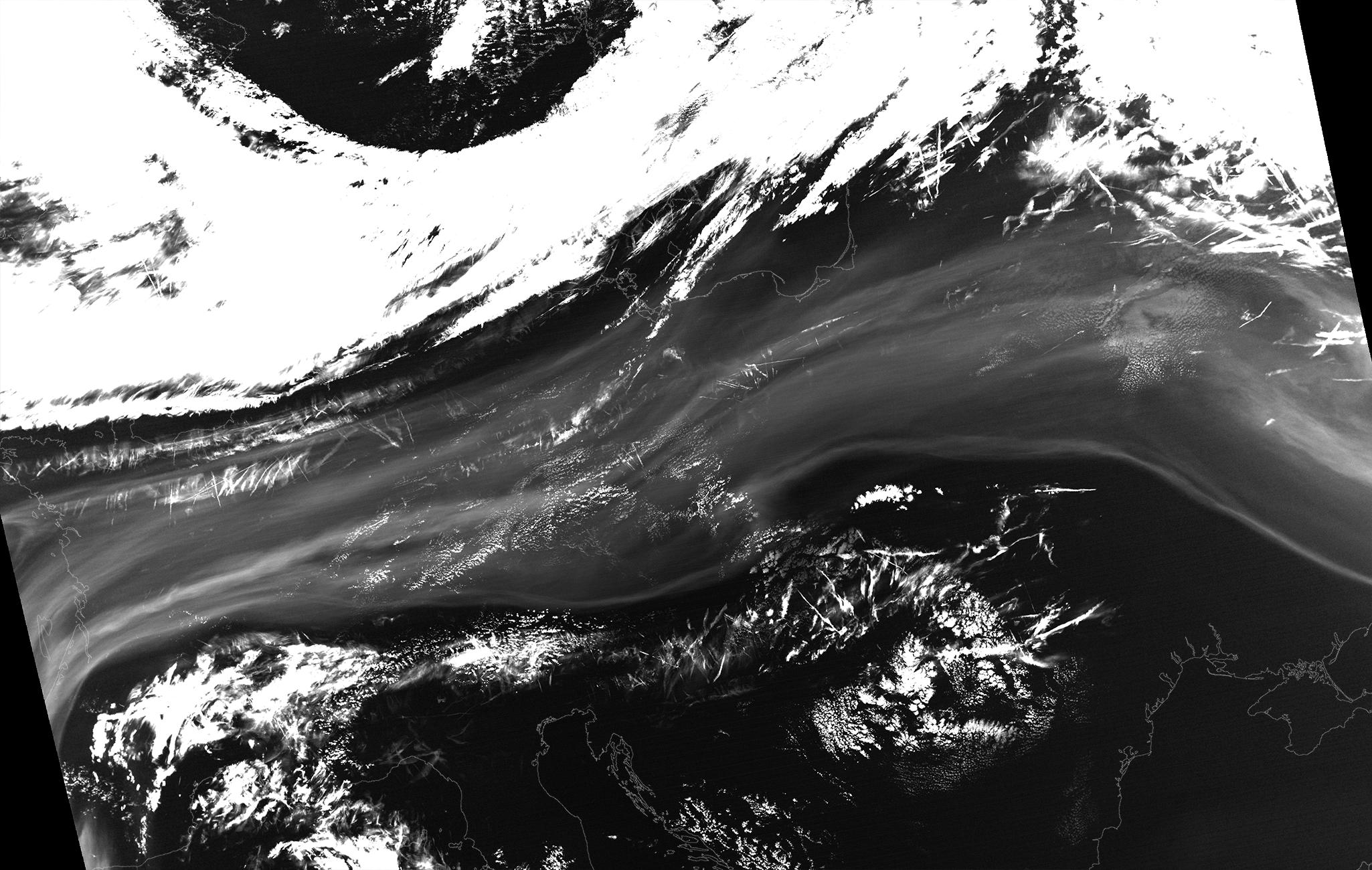 Figure 4: M9 reflectivity range from 0–1%
