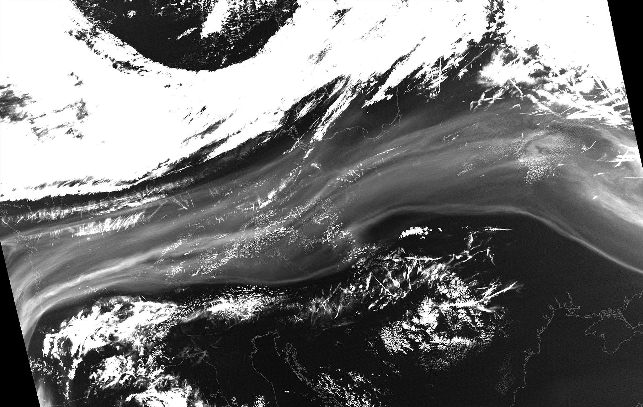 Figure 5: M9 reflectivity range from 0–0.75%