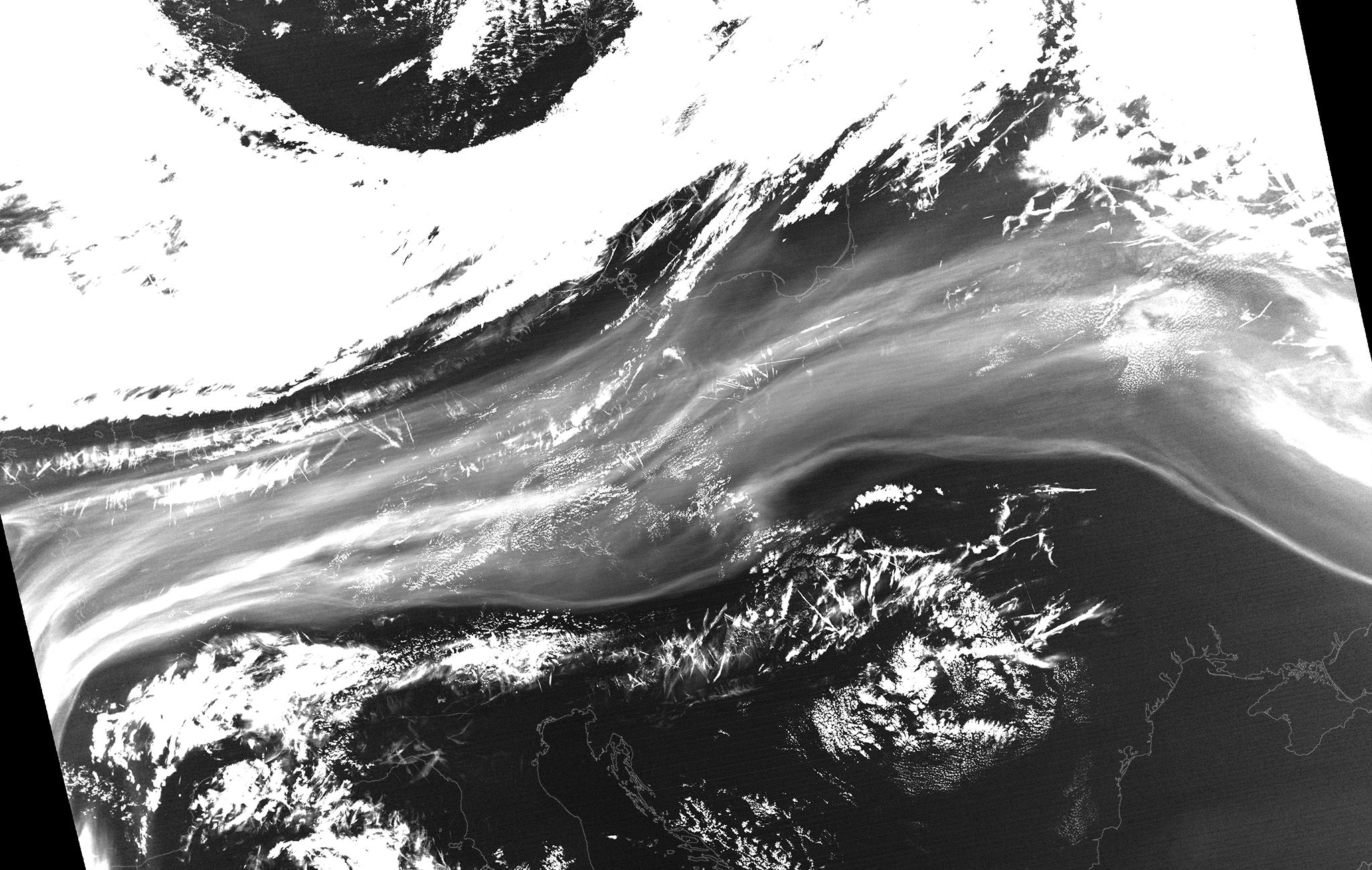 Figure 6: M9 reflectivity range from 0–0.5%