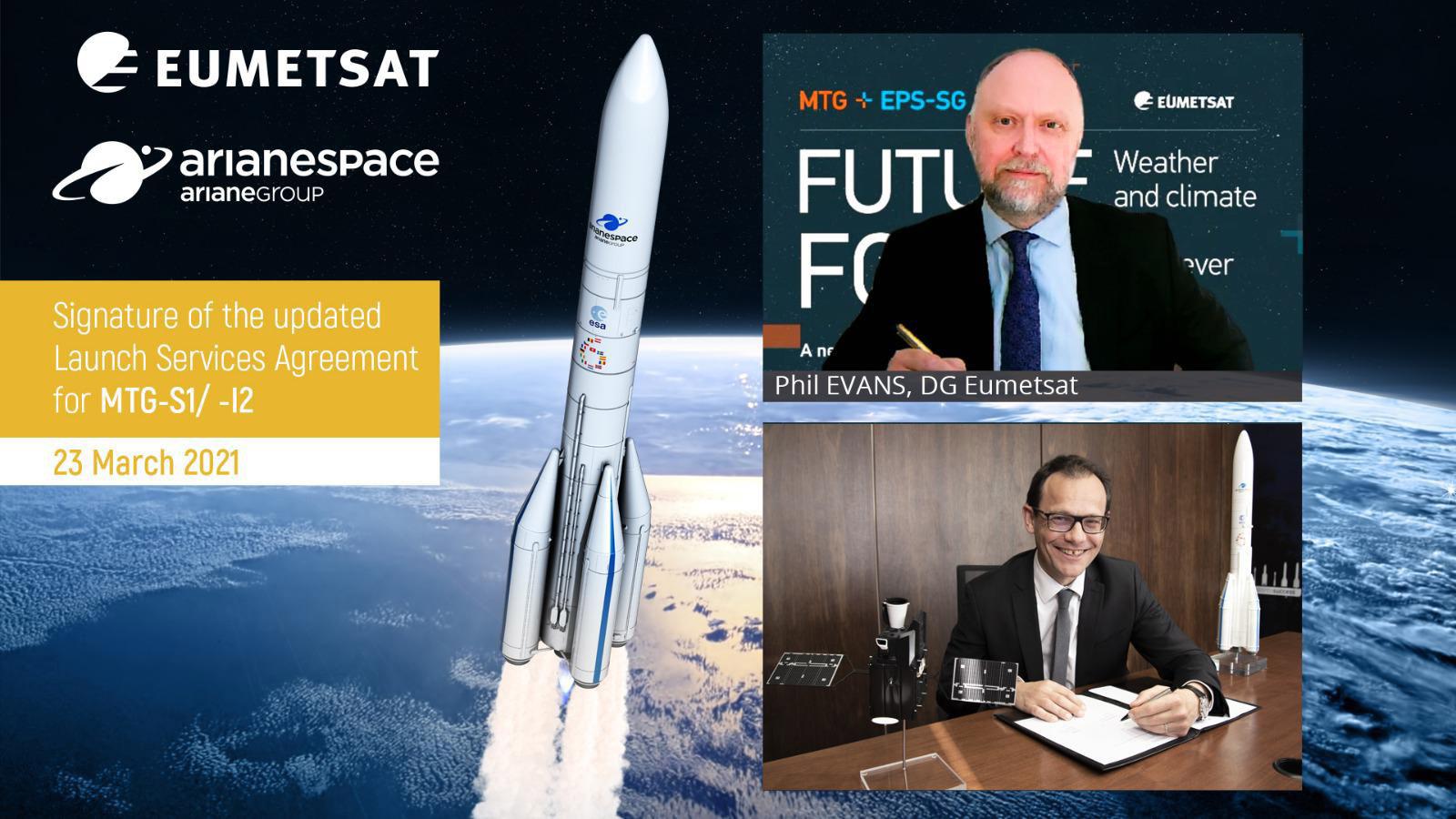 EUM-ArianeSpace
