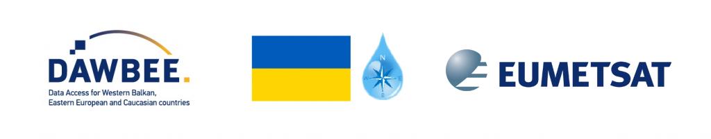 DAWBEE-Ukraine-and-EUMETSAT logos