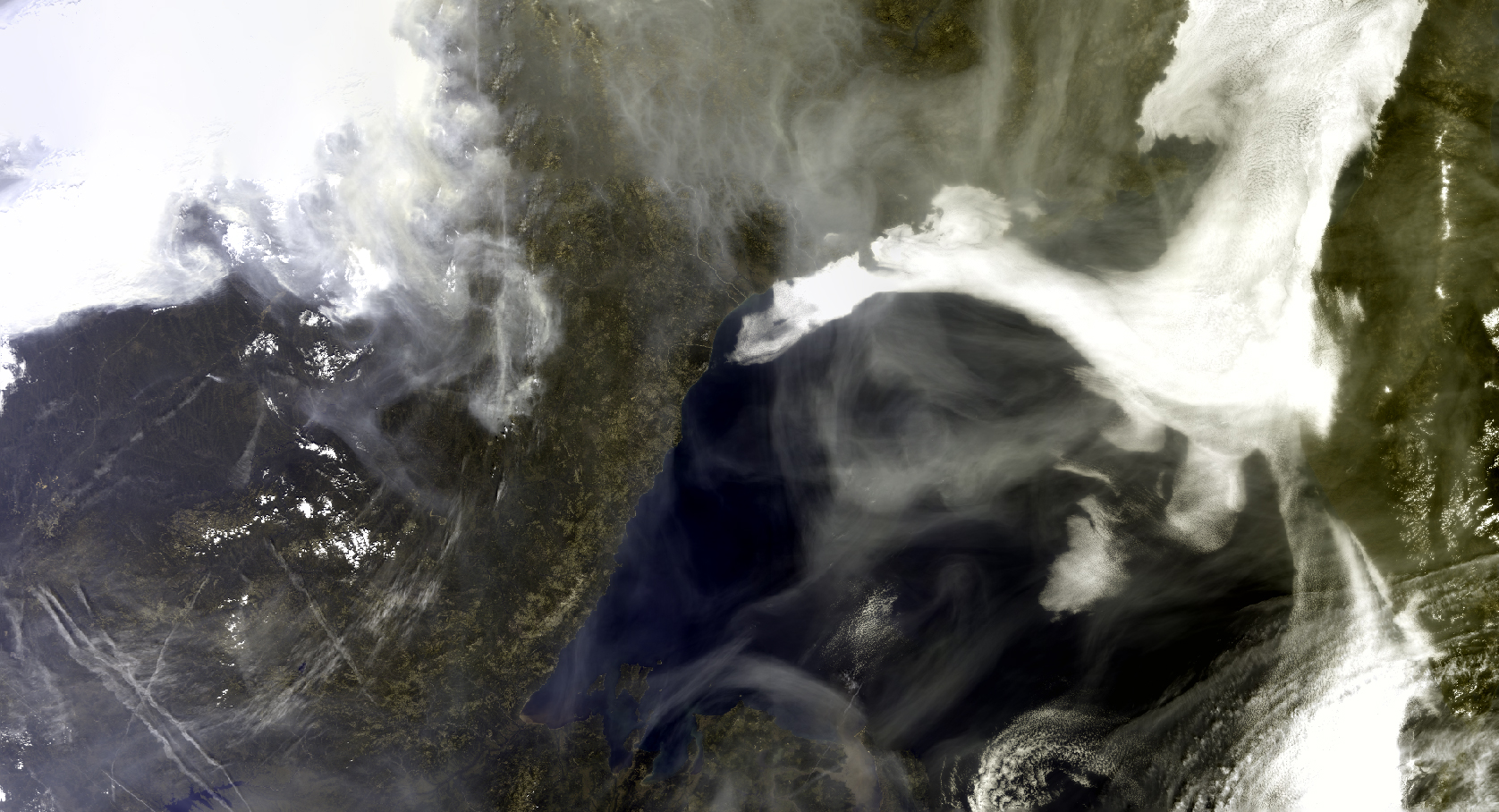 Russian Fires - Sentinel 3