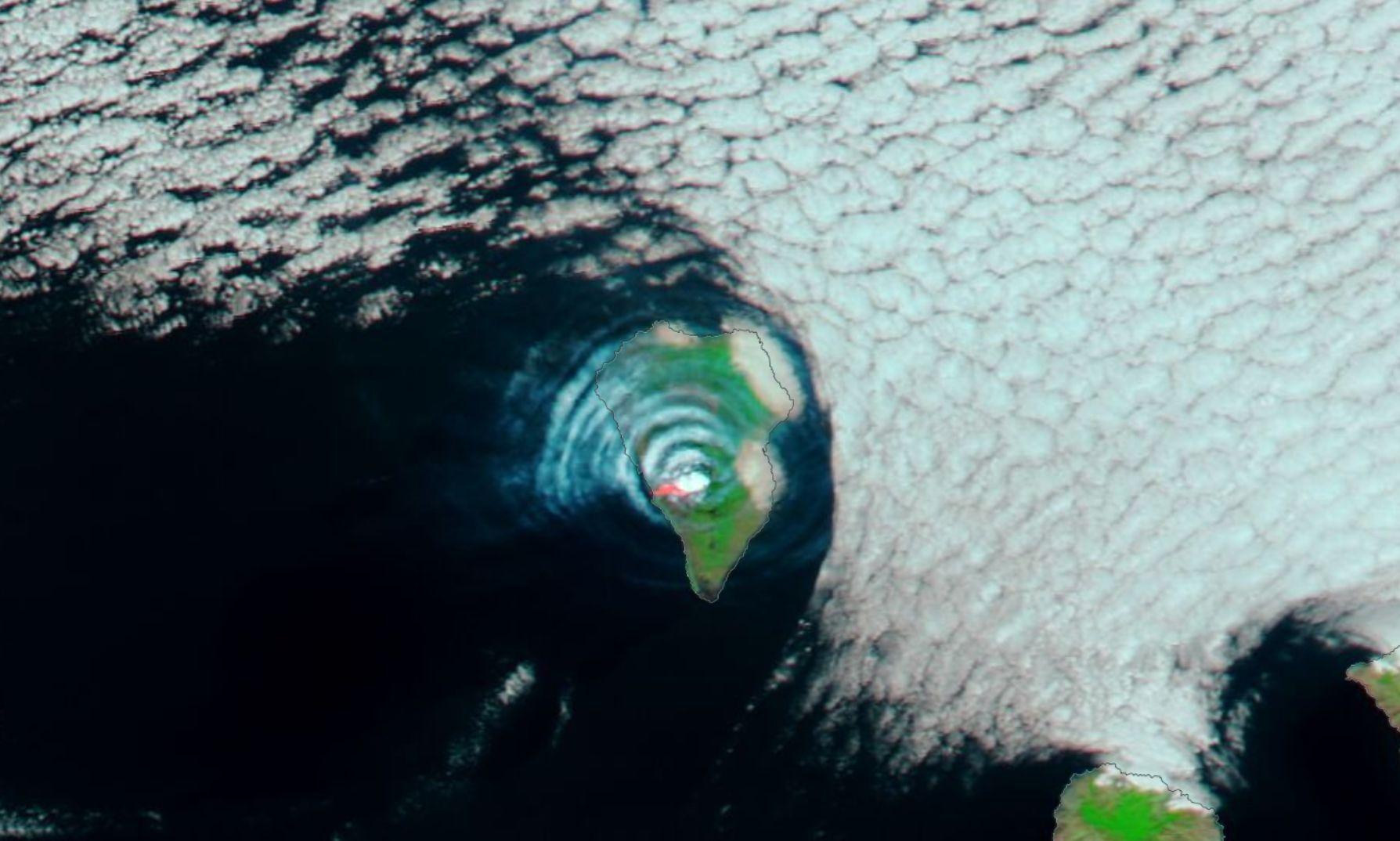 Aqua MODIS Natural Colour RGB 1 October 2021