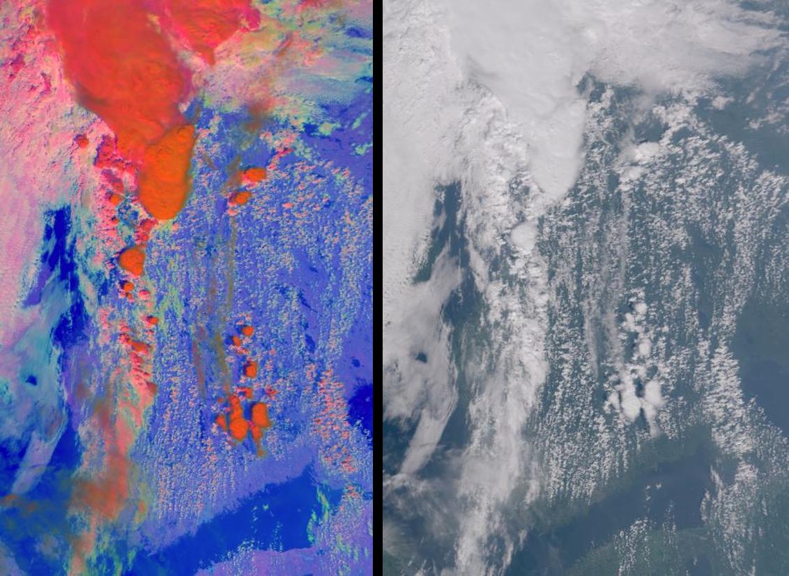 NOAA-20 Day Micro & True Color