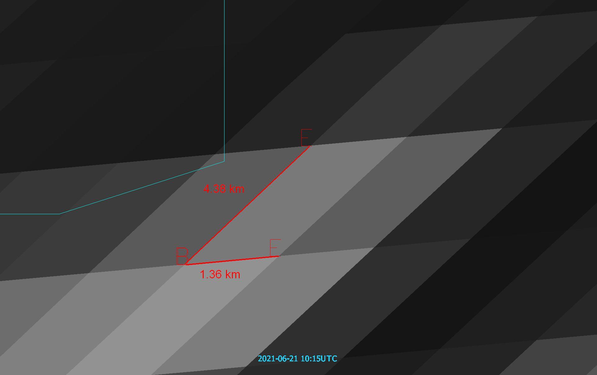 HRV pixel size