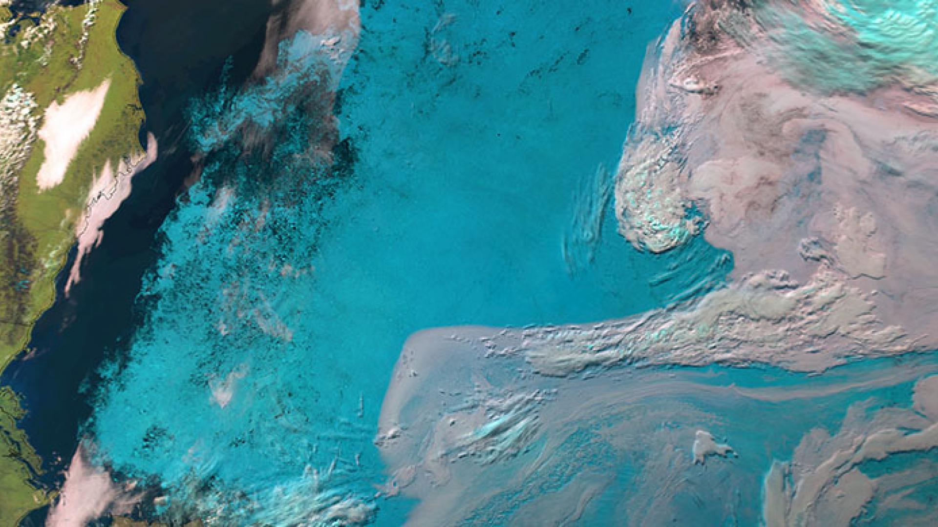 Homepage image slider - Summer Arctic ice