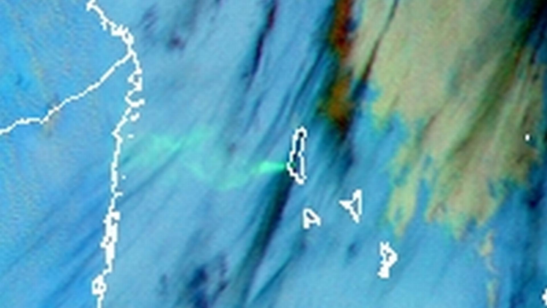 Karthala eruption