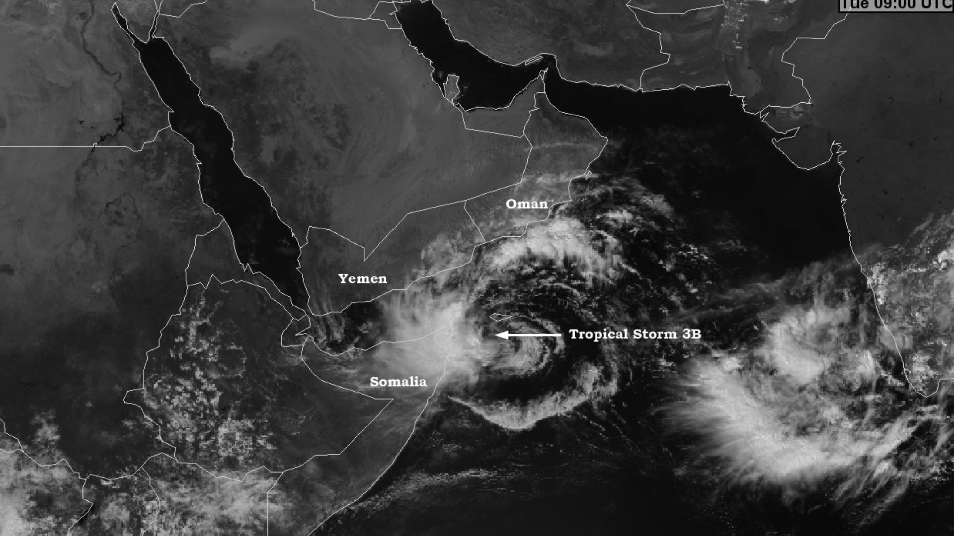 Tropical Depression 03B