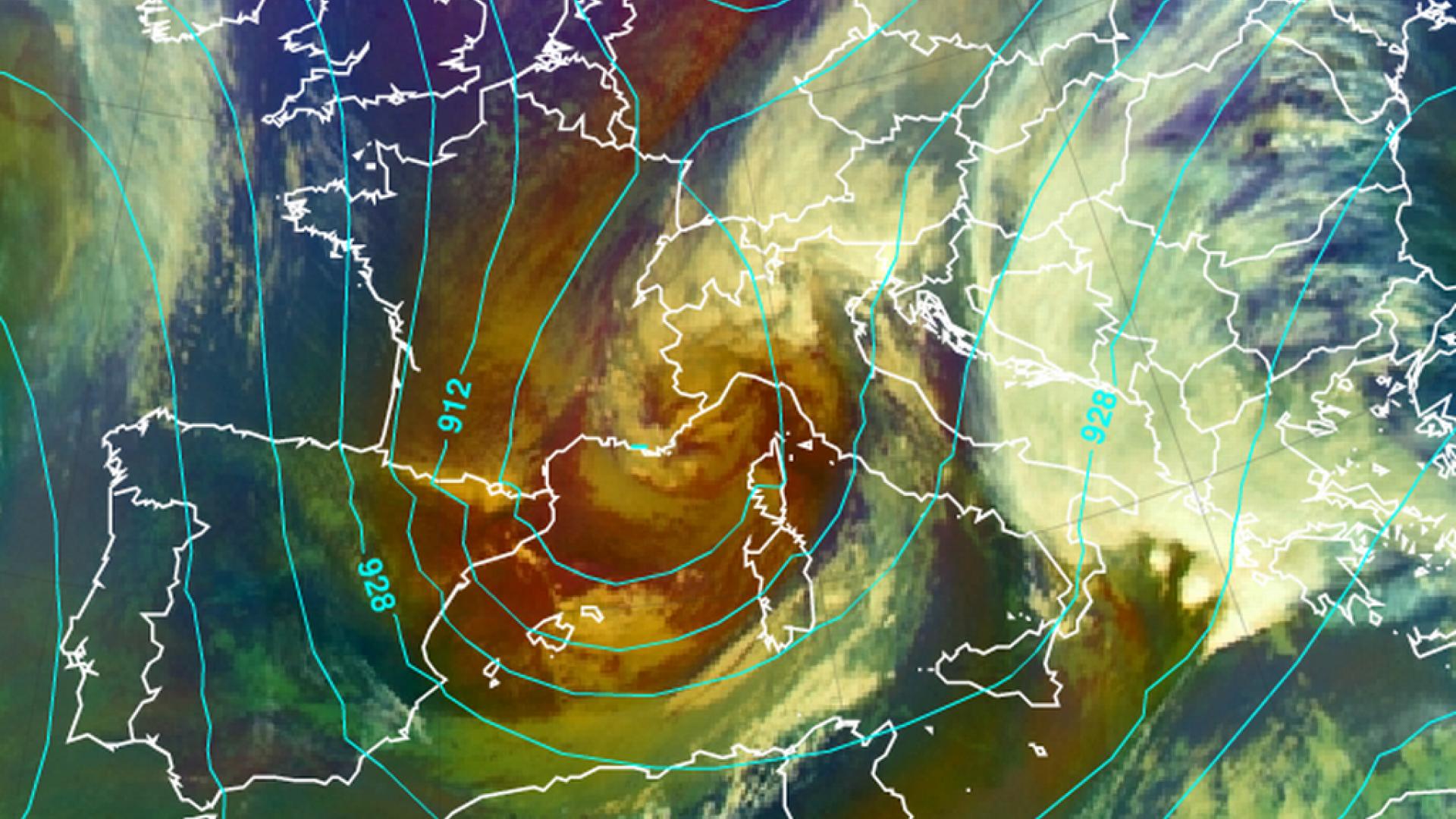 Genoa Cyclone