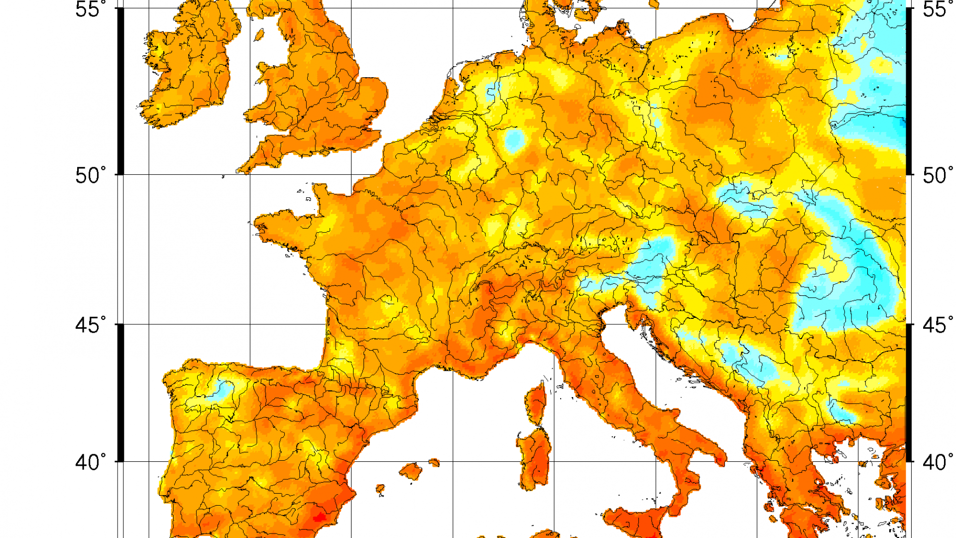 Drought in Europe
