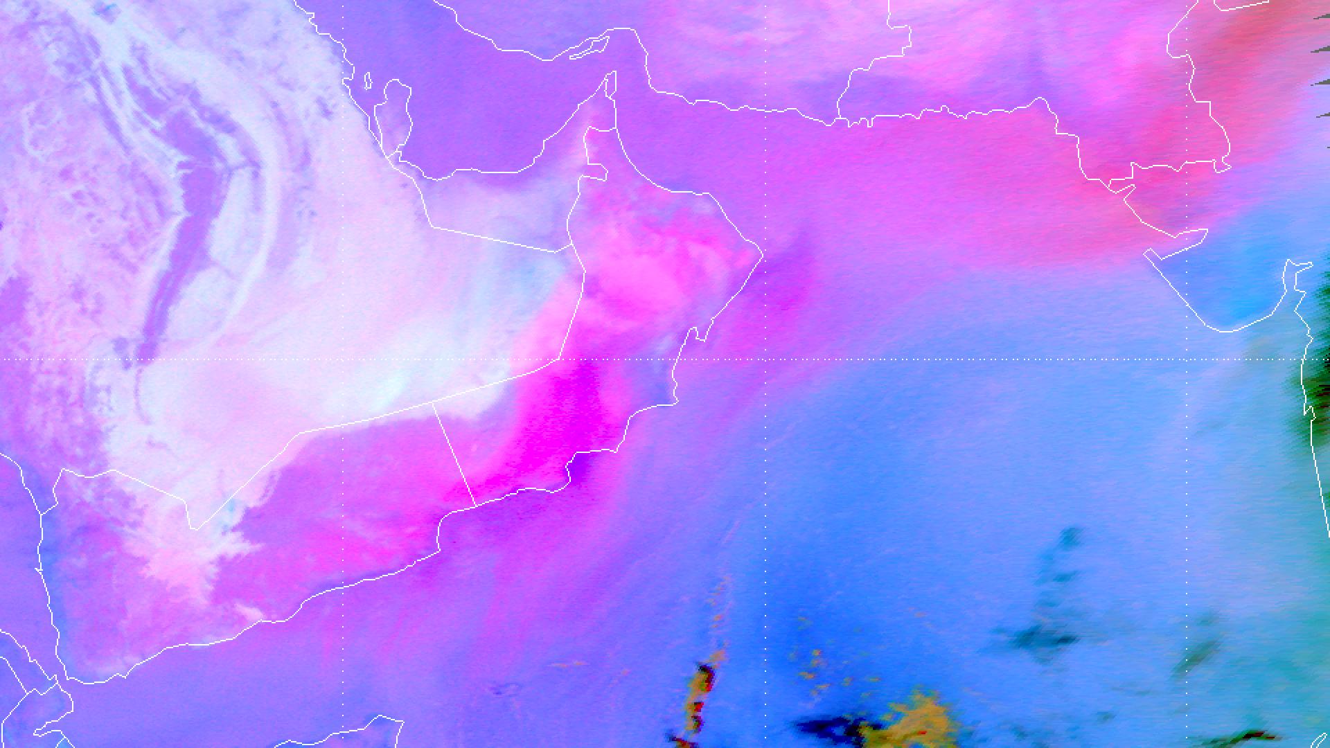 Diurnal development of the sea-breeze front