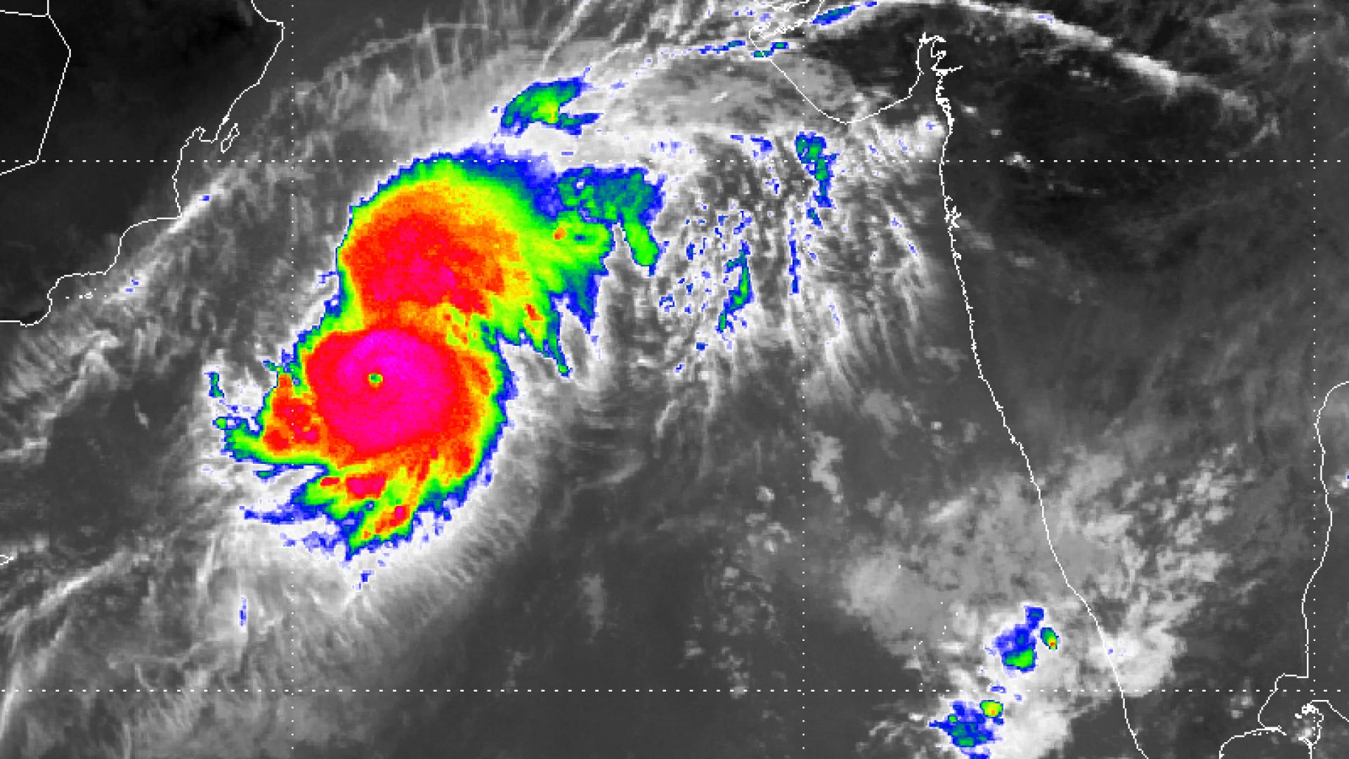 Tropical Cyclone Nilofar