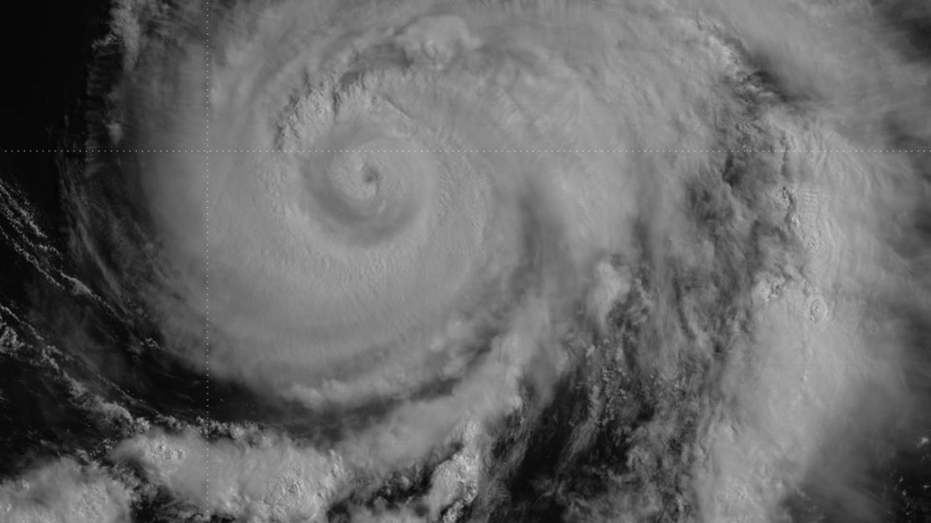 Typhoon Nangka seen by Himawari-8
