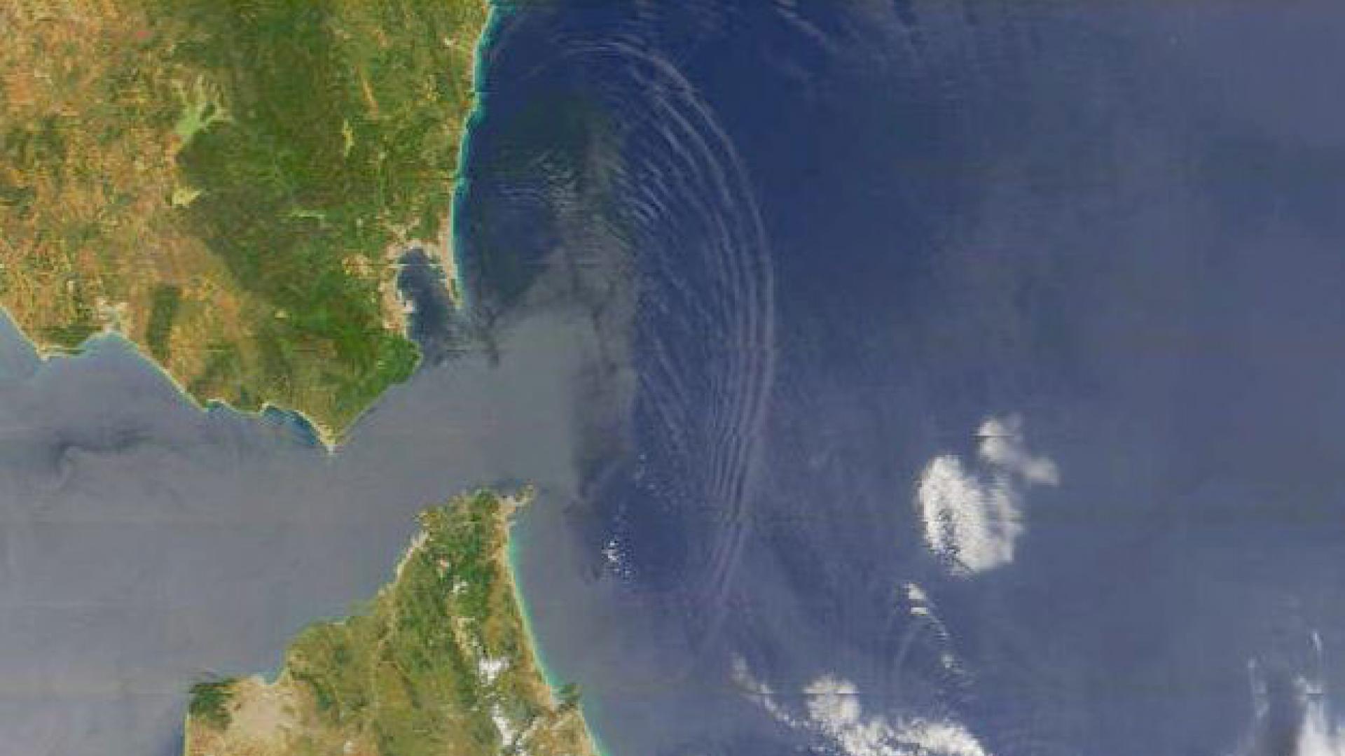 Internal Waves in the Eastern Strait of Gibraltar