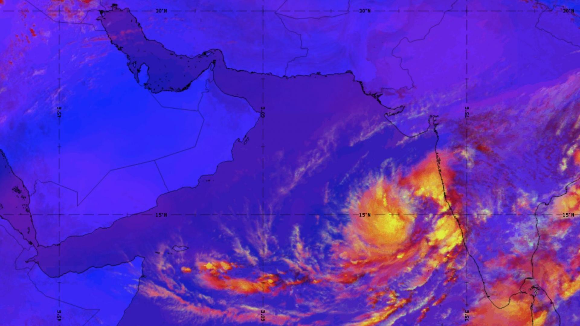 Active Indian Ocean tropical cyclone season