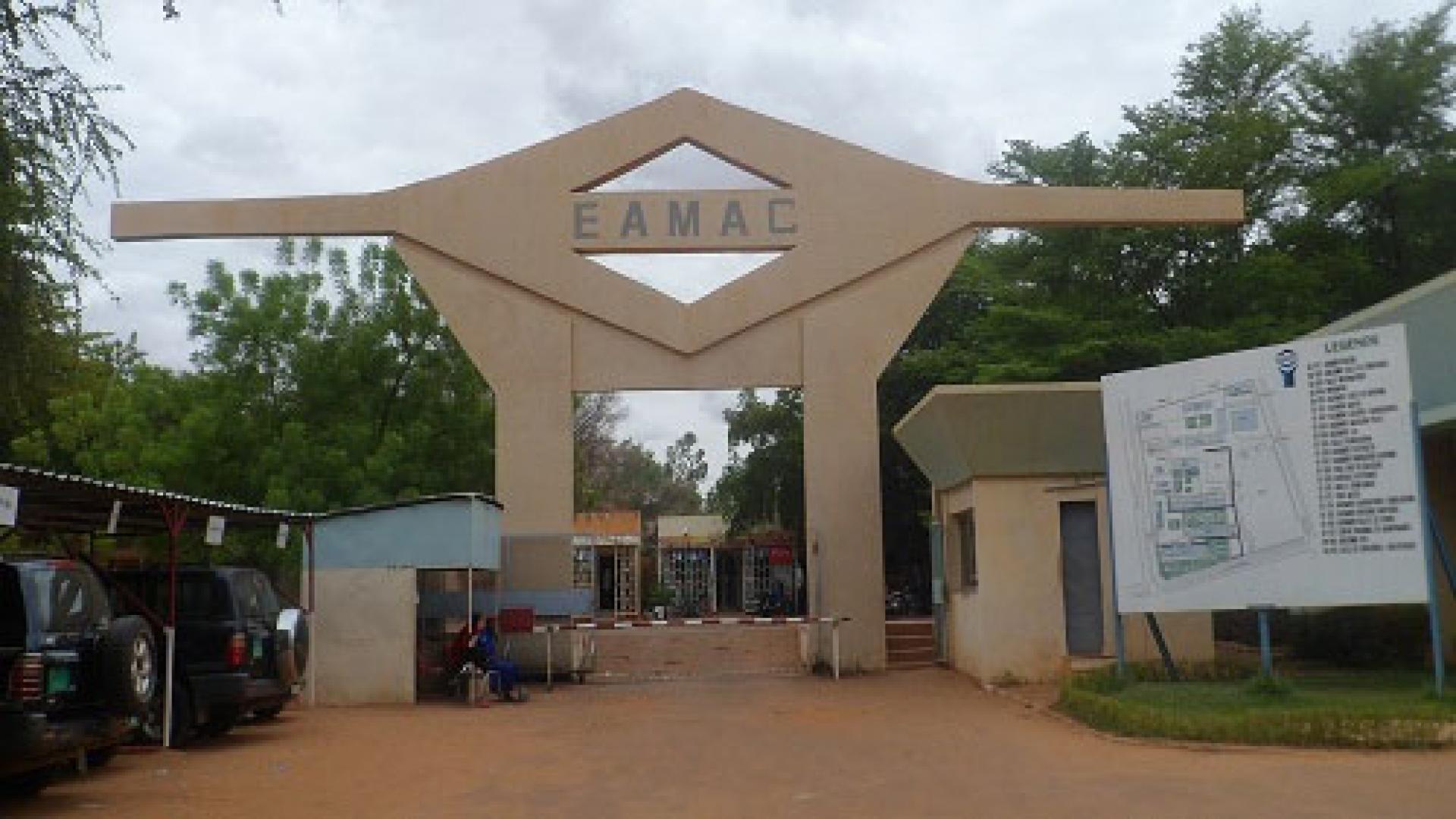 EAMAC headquarters