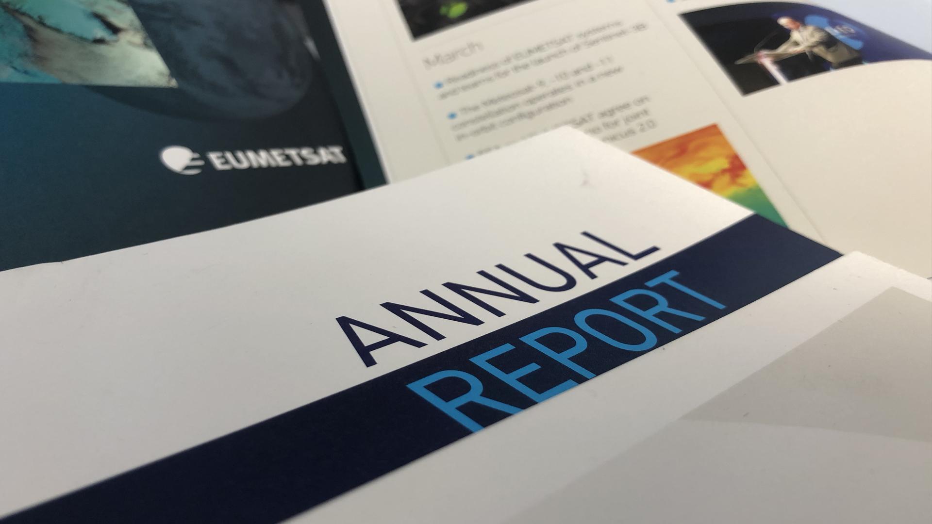 Annual Reports A Spot