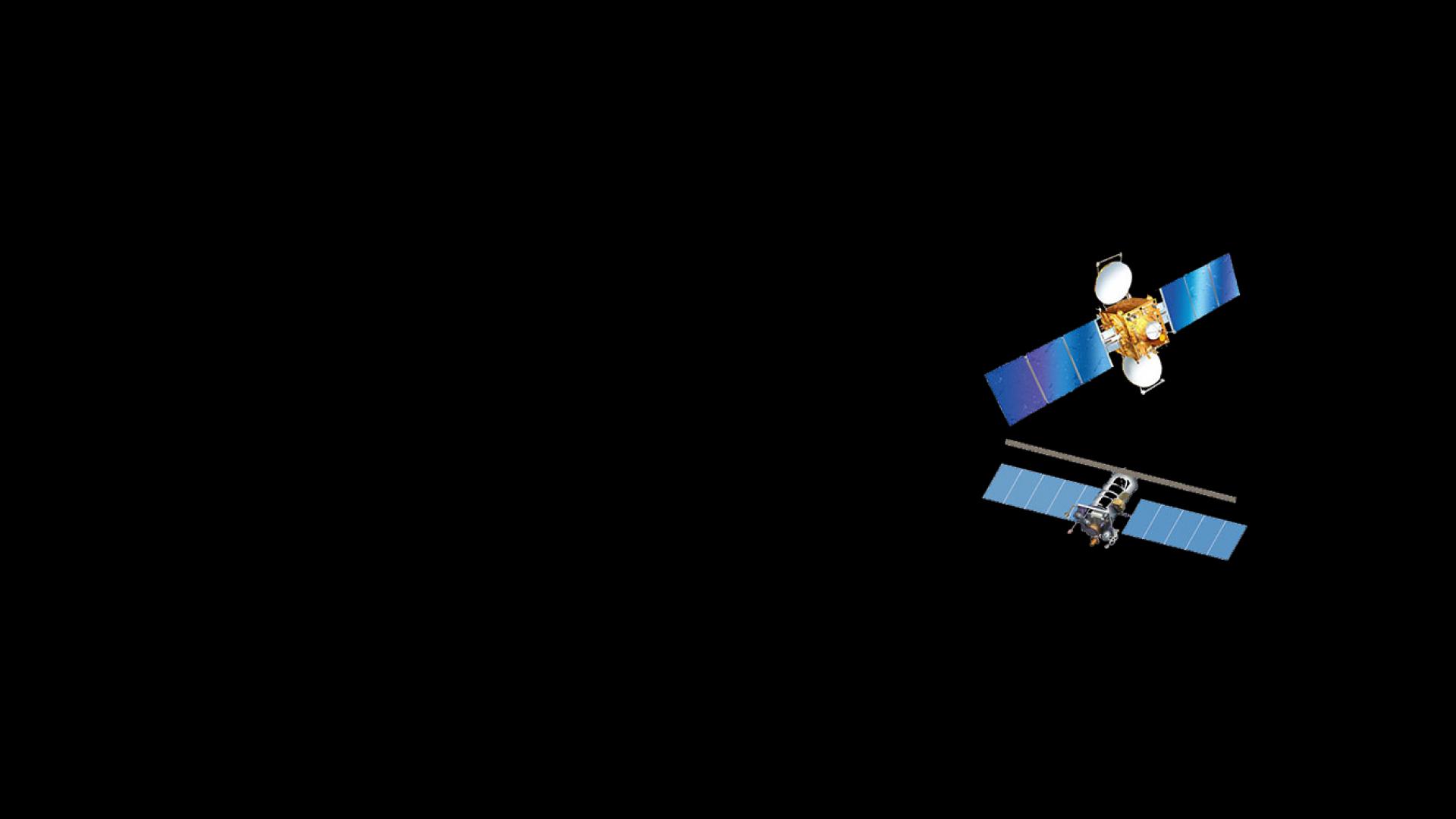 Electro-L N2 and INSAT-3D satellites