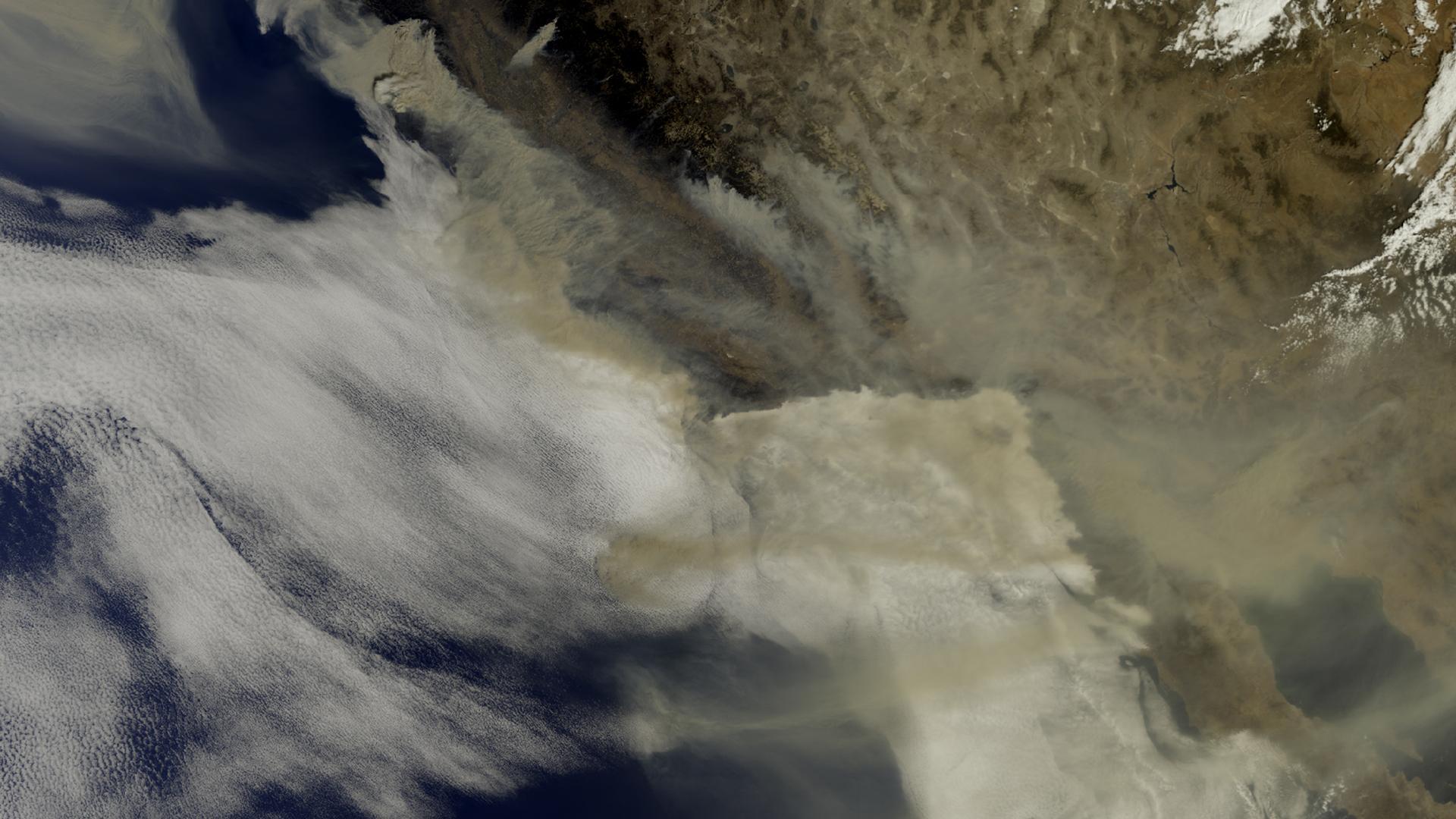 Californian Fires