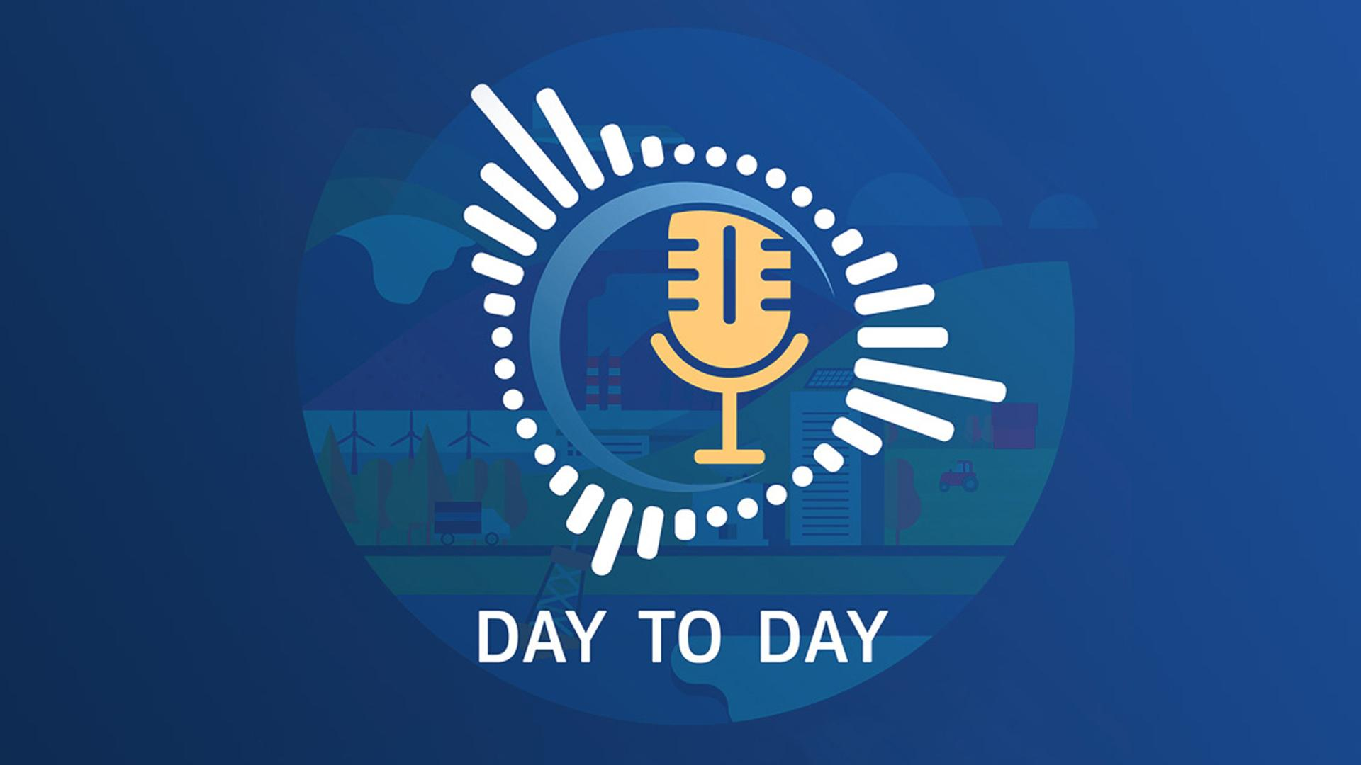 Introducing Day to Day, EUMETSAT's first podcast series!