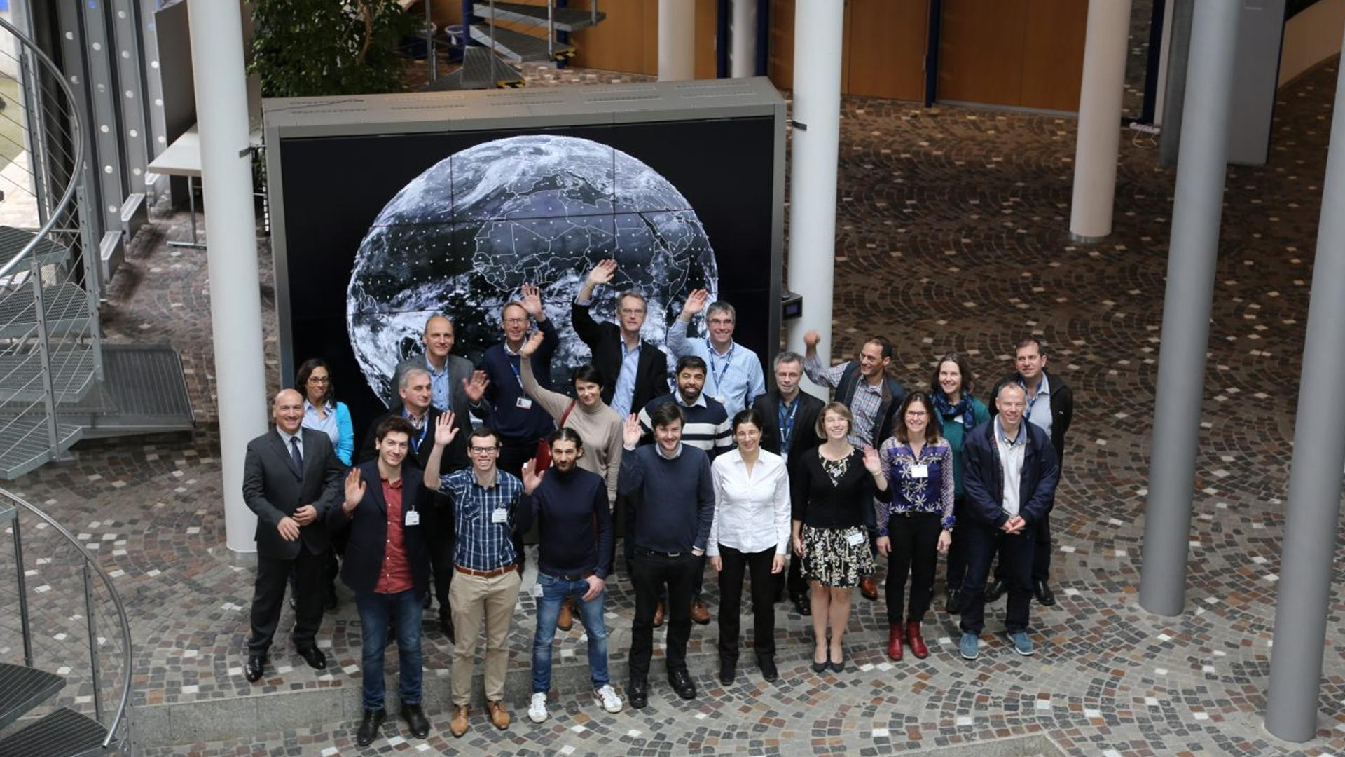Life as a EUMETSAT fellow – Peter Weston shares his experience with us