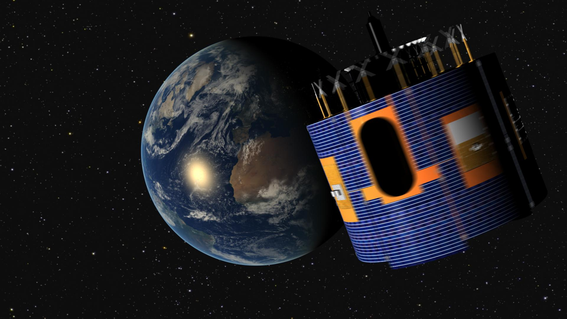 Using satellites for climate research