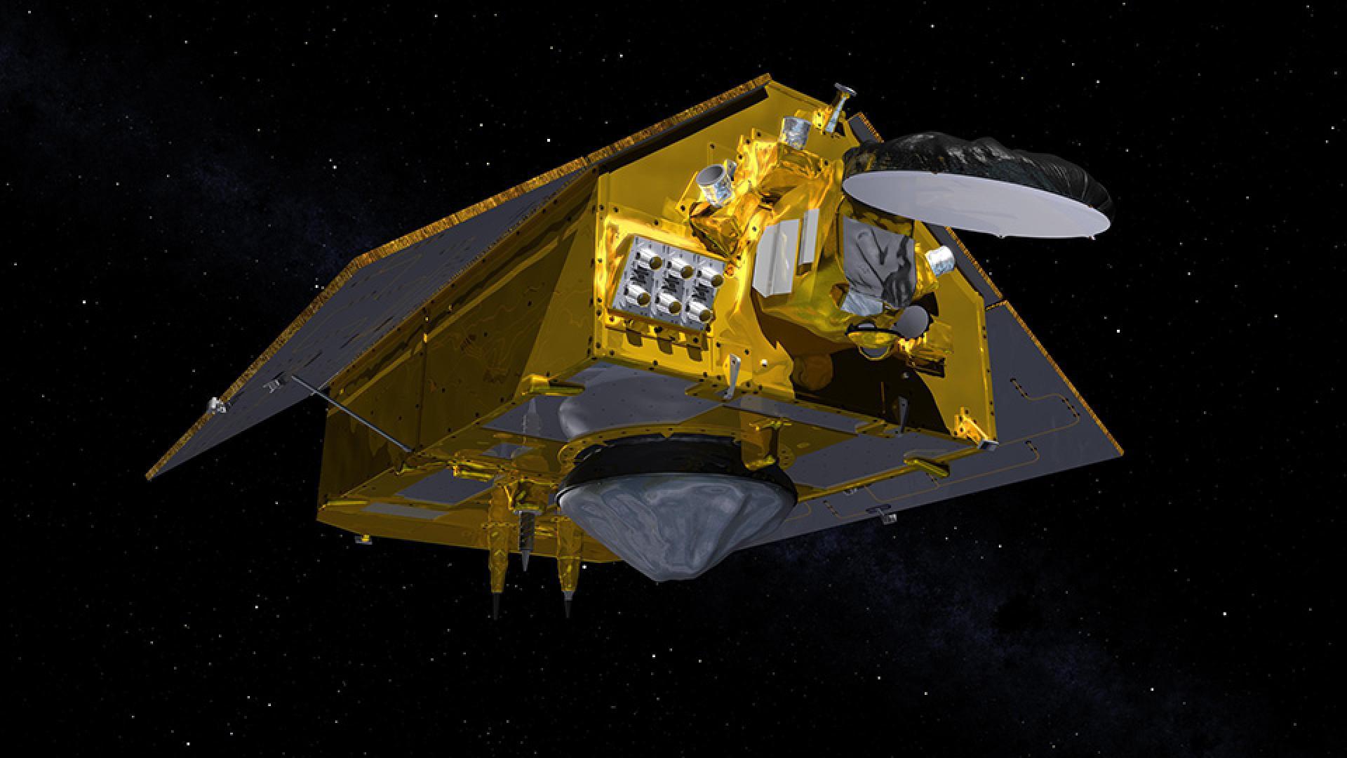 Sentinel-6 Artist Impression - Large