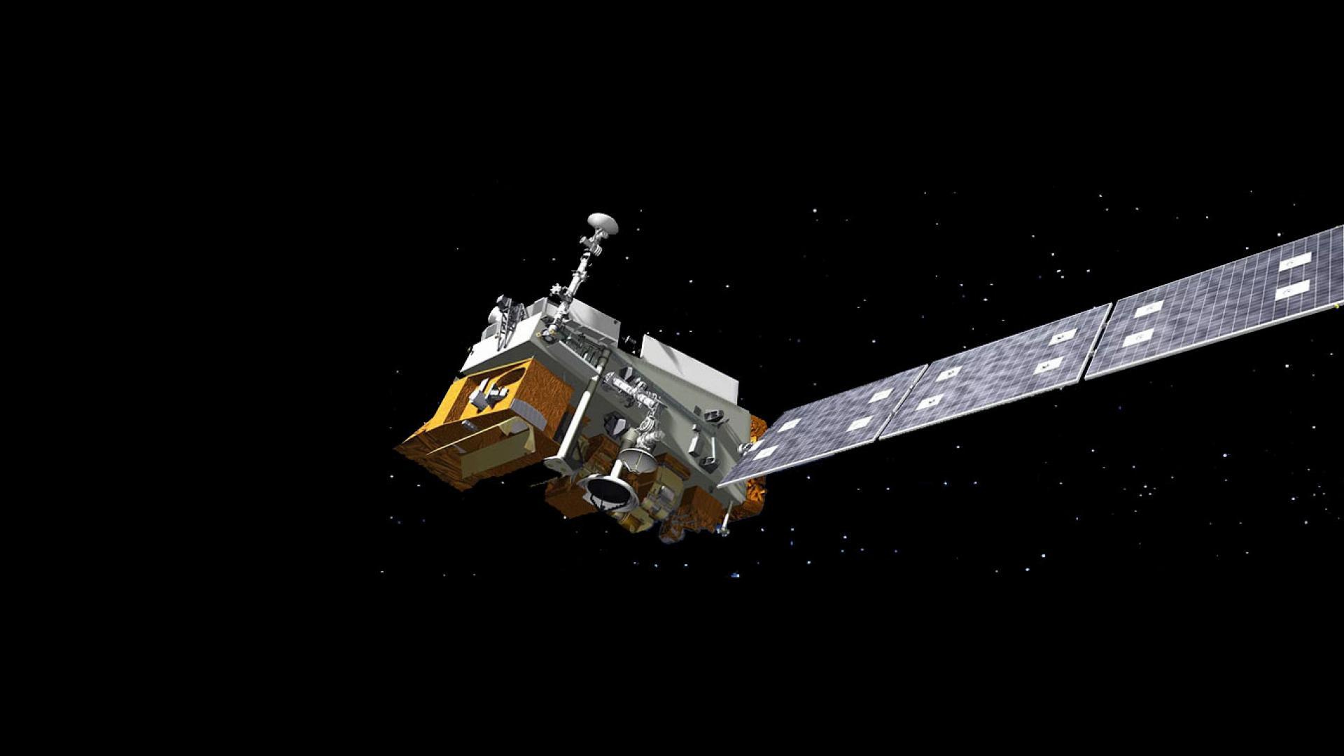 NOAA-20 satellite