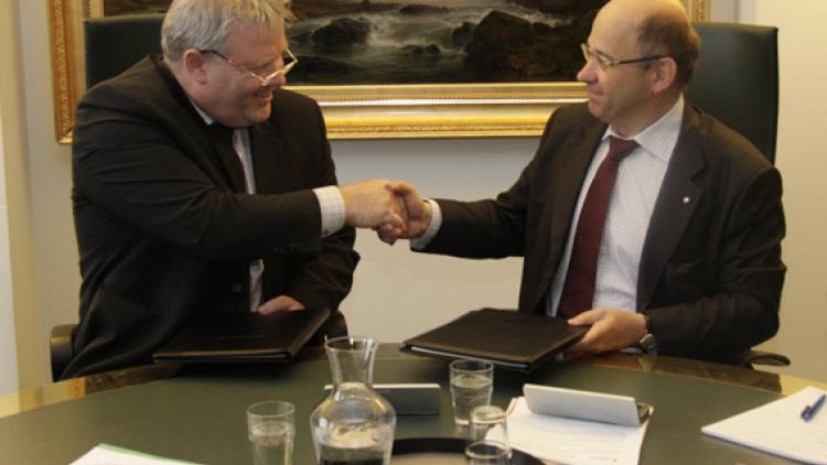 Iceland signs accession agreement with EUMETSAT