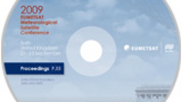 Proceedings - 2009 EUM Met Sat Conference disk image
