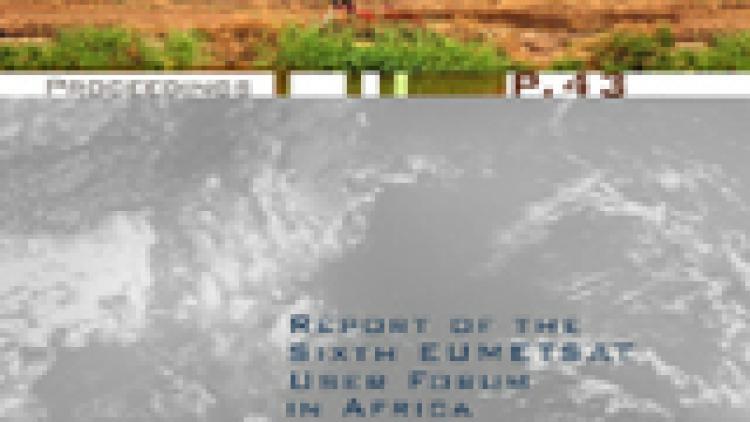 Sixth EUMETSAT User Forum in Africa