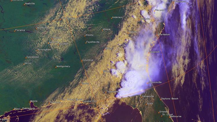 Alabama storms