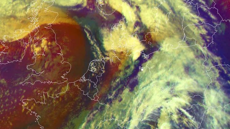 Tornado hits parts of northern Germany