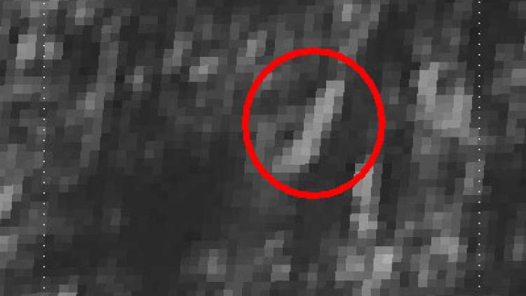 Sentinel-3 'sees' black smoke from ship fire