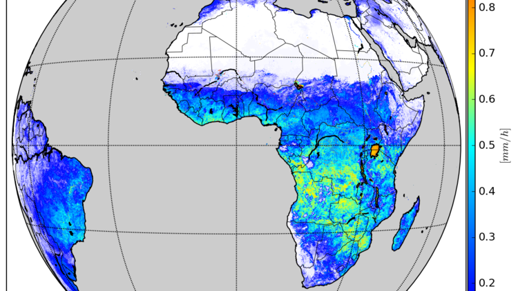 enhanced Meteosat Second Generation (MSG) Evapotranspiration product from LSA SAF
