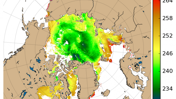 New OSI SAF Northern High Latitude Sea and Sea Ice Surface Temperature products