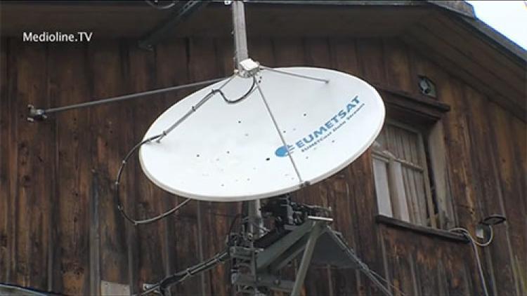 Paul Geissmann station antenna