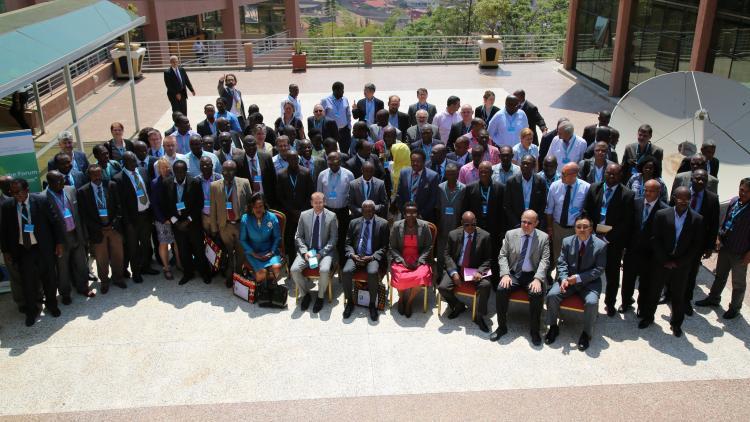 Photo - 12th UFA - Kigali, Rwanda - Opening Ceremony
