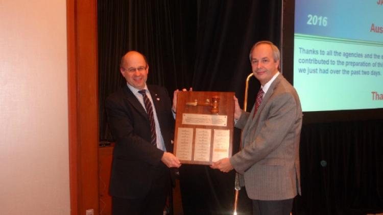 EUMETSAT takes over CEOS chairmanship