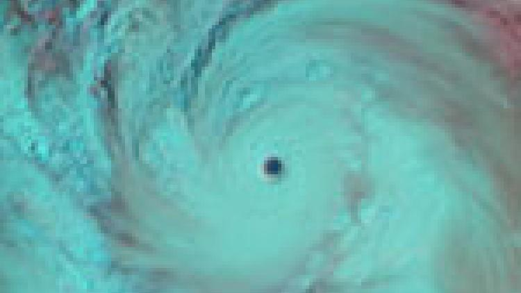 Super Typhoon Usagi seen by Metop
